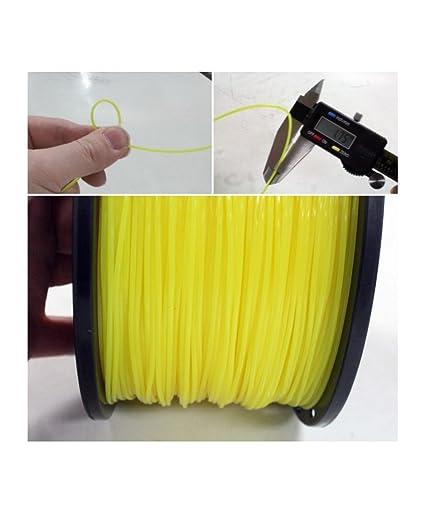 Cincuenta Por Ciento Fill ABS 3d filamento impresora: Amazon.es ...