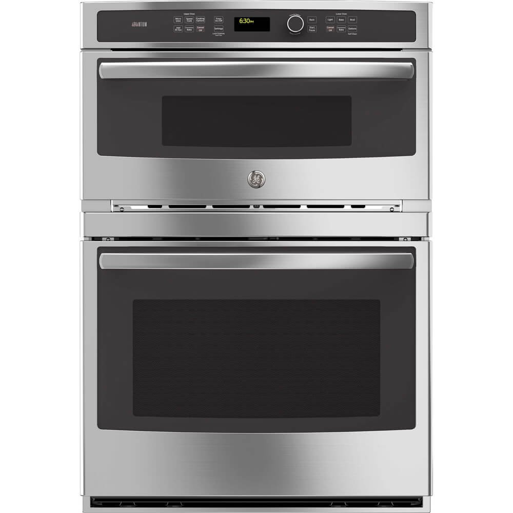 GE Profile PT9800SHSS 30' Built-in Combination Wall Oven in Stainless Steel