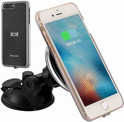 Amazon.com: Wireless cargador de coche kit magnético para ...