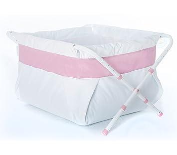 Biba Salle De Bains Pink Line Baignoire Bebe Enfant Baignoire Bac