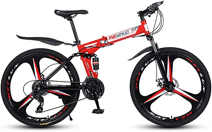 Liu Yu·casa creativa Bicicleta Plegable de 26 ,Velocidad 21/24 ...