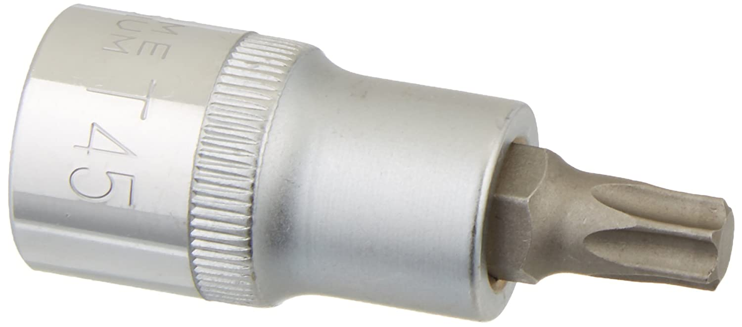 MINTCRAFT 3505012314 Socket T45 Star Bit, 1/2 Drive