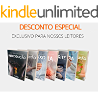 Guia Digestão Saudável: Kit com 5 Livros: Refluxo, Azia, Má Digestão, Gastrite e Úlcera
