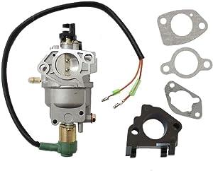 Auto Express ETQ Manual Choke TG5000 TG5750 TG8250 TG52T42 TG72K12 Gas Generator Carburetor