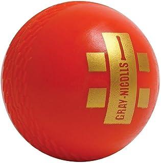 GRAY-NICOLLS Balle de cricket Indoor, Orange Salomon 5101204