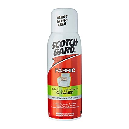 Amazon Com Scotchgard Fabric And Upholstery Cleaner 14 Ounce Home