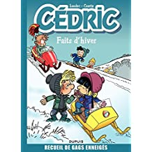 Cédric Best Of - Tome 1 - Faits d'hiver (French Edition)