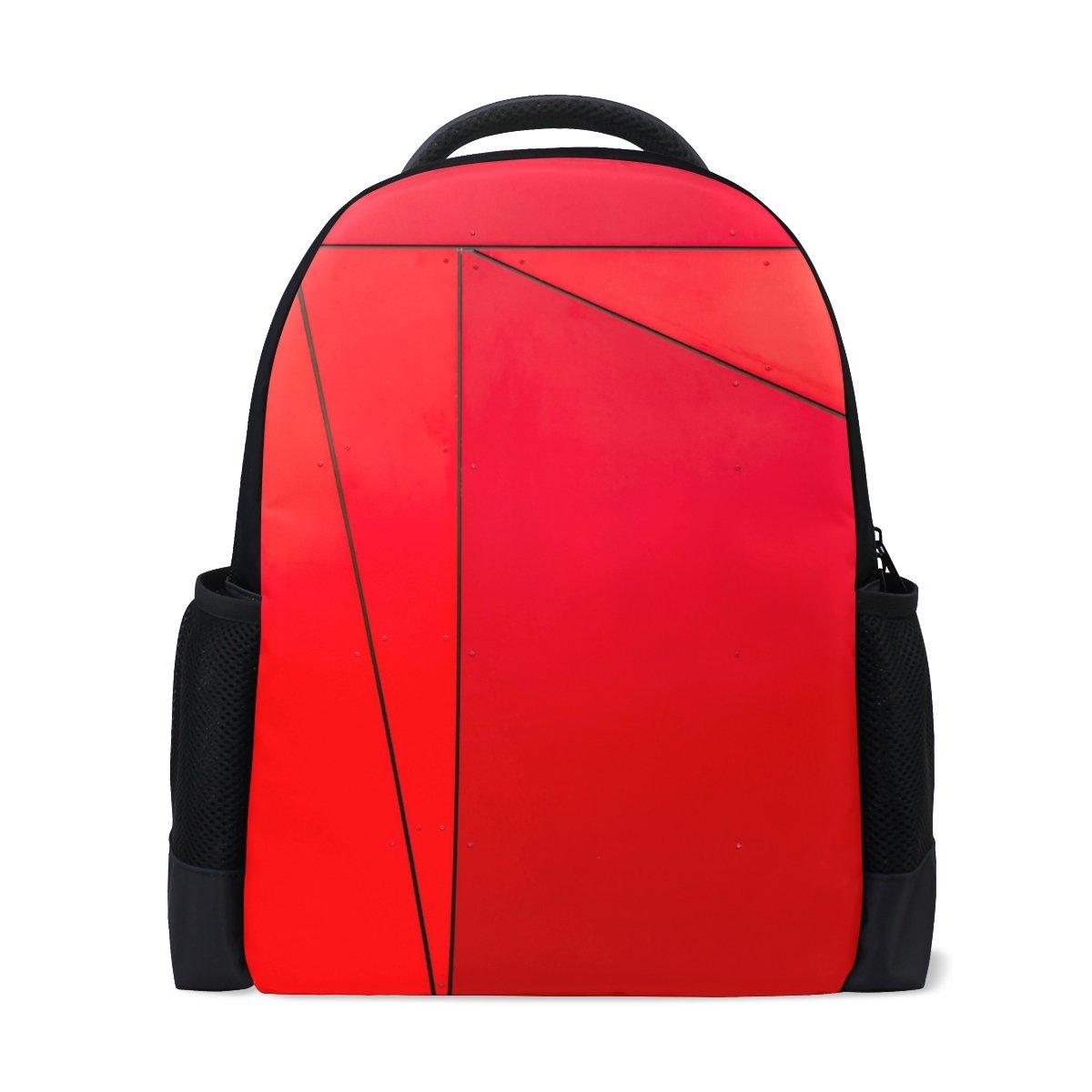 a188ab3c18a7 delicate SAVSV Dacron Geometric Figure Fashion Backpack Laptop ...