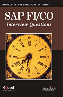 Sap fico real time interview questions hands on tips for cracking sap fi co interview questions malvernweather Images