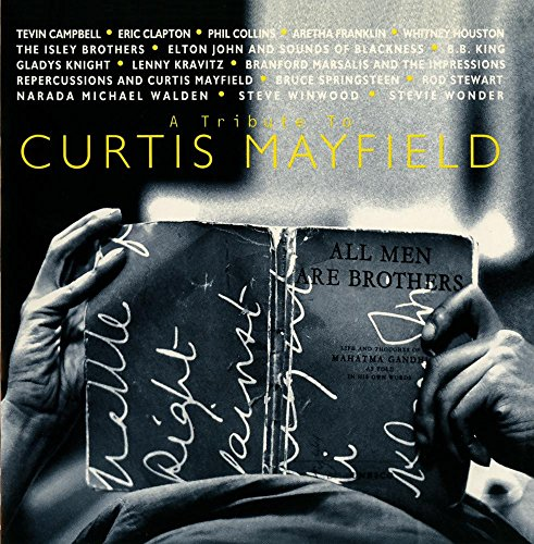 Various Artists - A Tribute To Curtis Mayfield by Warner Bros