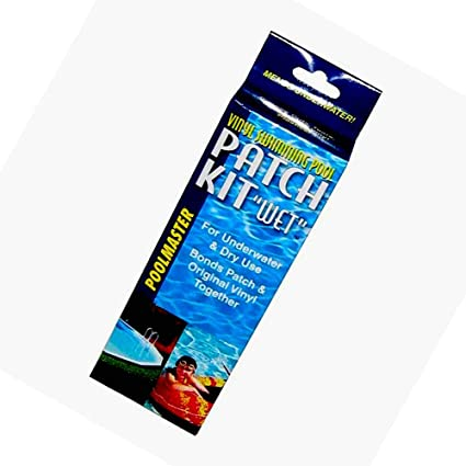 Poolmaster 30280 Pool Patch Kit Wet for Swimming Pools, 2 oz (New Version)