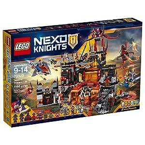 Lego Nexo Knights  Jestro S Volcano Lair Building Kit