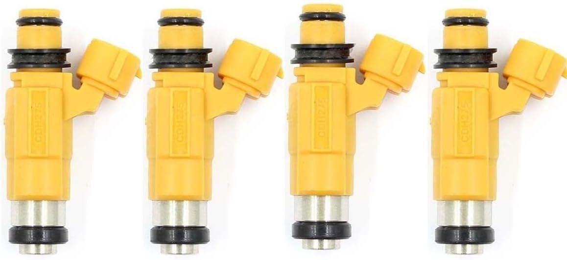 4x OEM Genuine fuel injectors for 2001-2006 Mercury 115 HP EFI 4 Stroke Outboard /CDH-275, 240(pack of 4)
