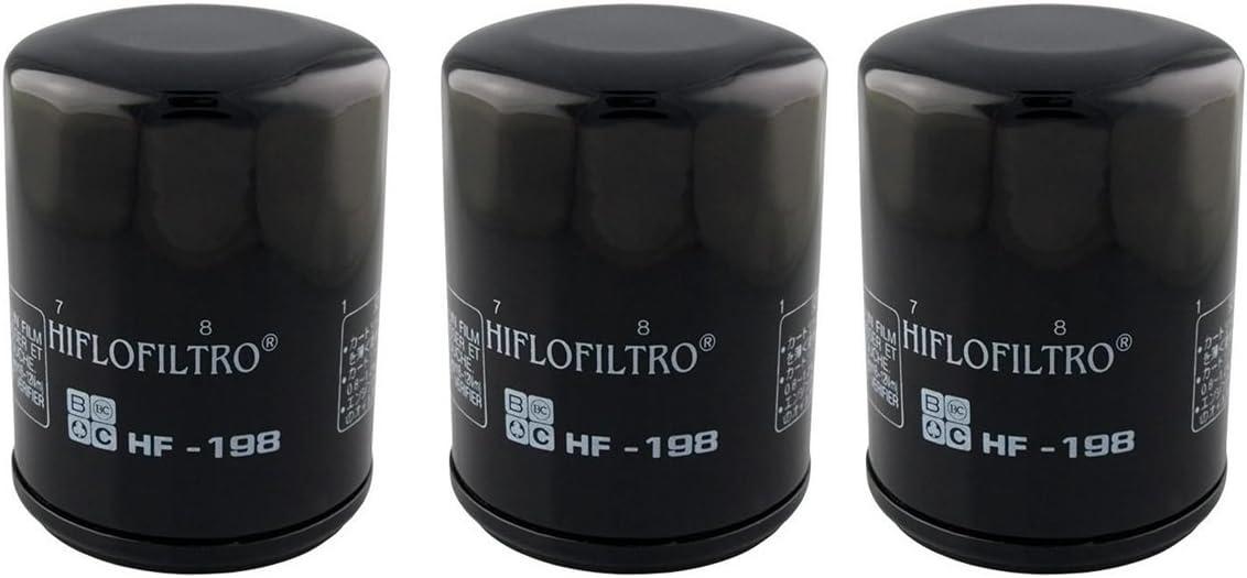 2520799 Filtro dellolio Hiflo per Quad Polaris 570 Sportsman 2014-2016 HF199