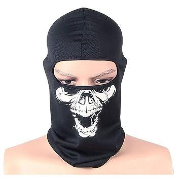 GDSZ Máscara De Bicicleta De Invierno Máscara De Pasamontañas Máscara De Esquí Y Polvo De Sol