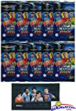 2016/2017 Topps Match Attax Champions League Soccer lot of (10) Factory Sealed Foil Packs with 60 Cards Plus BONUS Lionel Messi Pack! Look for Top Stars including Ronaldo, Messi, Neymar, Suarez & More