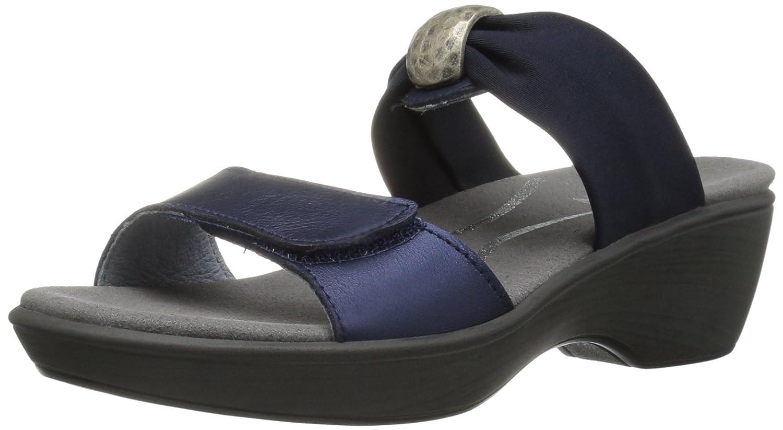 NAOT Women's Pinotage Wedge Sandal B01HT920Q6 42 M EU / 11 B(M) US|Blue