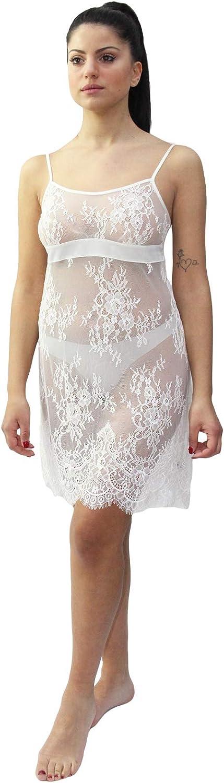 LOVABLE Petticoat Lace Slip Donna