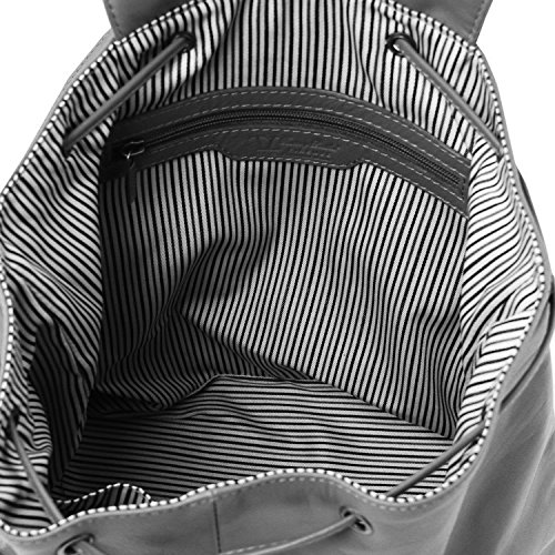 Tuscany Leather - Seoul - Sac à dos en cuir Grand modèle - Marron
