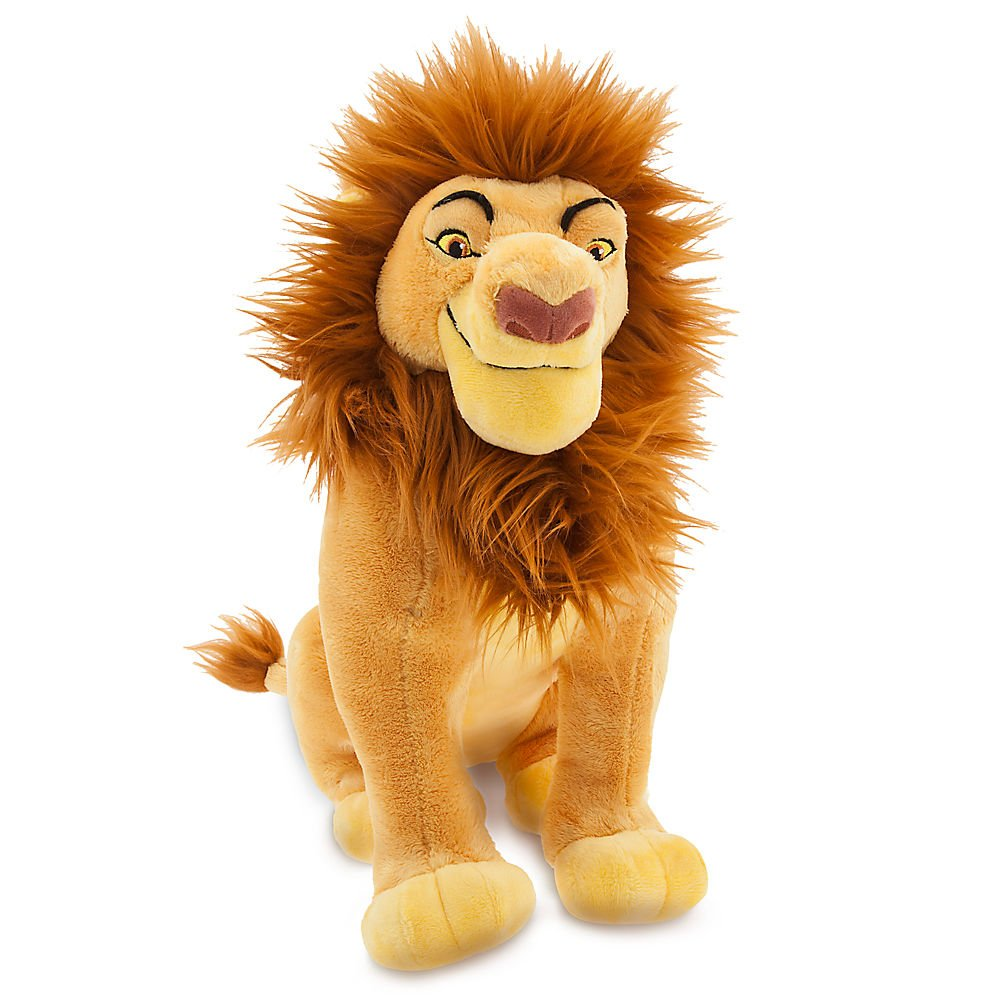 Disney Mufasa Plush - The Lion King - 14 Inch