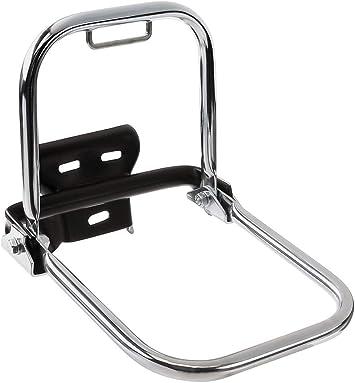 Fez Gepäckträger Hinten Zink Kurzer Stützbügel Schutzblechhalter Für Simson S50 S51 S70 Auto
