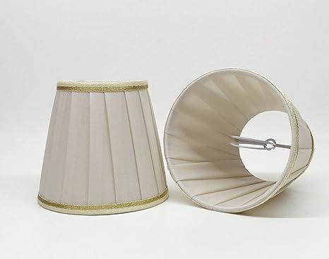 Horus paralumi paralume piccolo per applique lampadario con