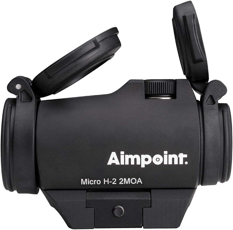 Aimpoint 200185 Standard Micro H 2 2 Moa Complete Rifles Amazon Canada