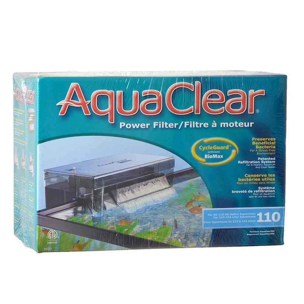 B000260FV6 Aqua Clear - Fish Tank Filter 61IUNSdiHNL