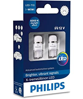 Philips Xtreme Vision 360 X-tremeUltinon LED W5W T10 194 168 (6000K)