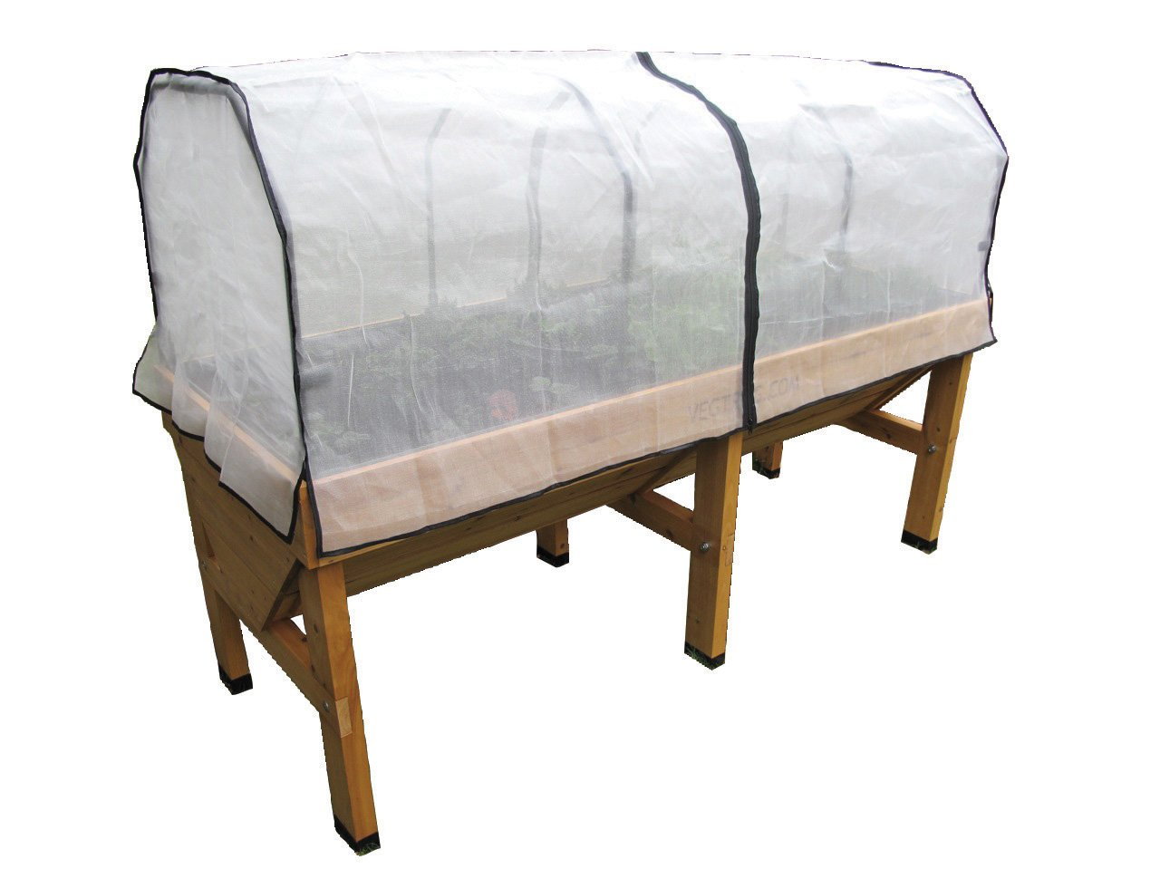 Vegtrug MGMMC1147 USA Medium Greenhouse Micromesh Cover