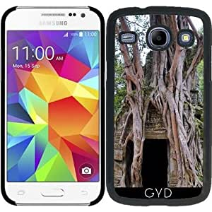 DesignedByIndependentArtists Funda para Samsung Galaxy Core i8260/i8262 - Templo De Angkor by Brian Raggatt