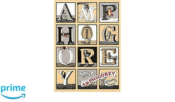Amphigorey: Fifteen Stories: Amazon.es: Edward Gorey: Libros ...