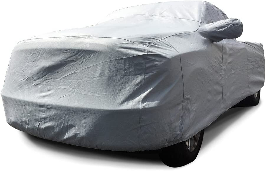 Truck Car Cover Ford F-350 Super Duty DRW Long Bed Crew Cab