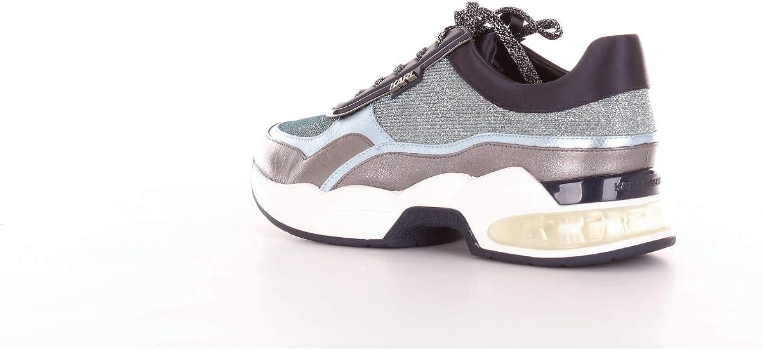 Karl Lagerfeld Ventura Lazare Sneaker Damen Grau 41