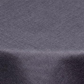 textil tischdecke leinen-optik 160x220cm oval mit fleck-schutz ... - Farbe Abwaschbar Küche