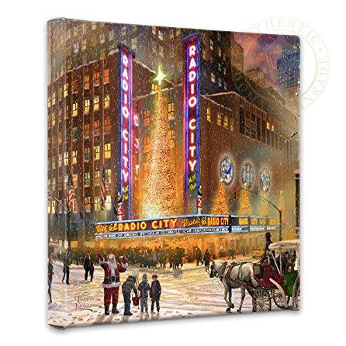 Thomas Kinkade Radio City Music Hall 14
