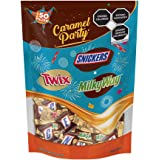 Snickers, Twix y Milky Way bolsa de chocolate