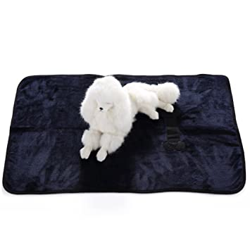 Manta para mascotas, asnlove mascotas Manta Manta Polar mascota Animales - Manta Perros Gatos Mascotas Auto Perros para interior y exterior: Amazon.es: ...