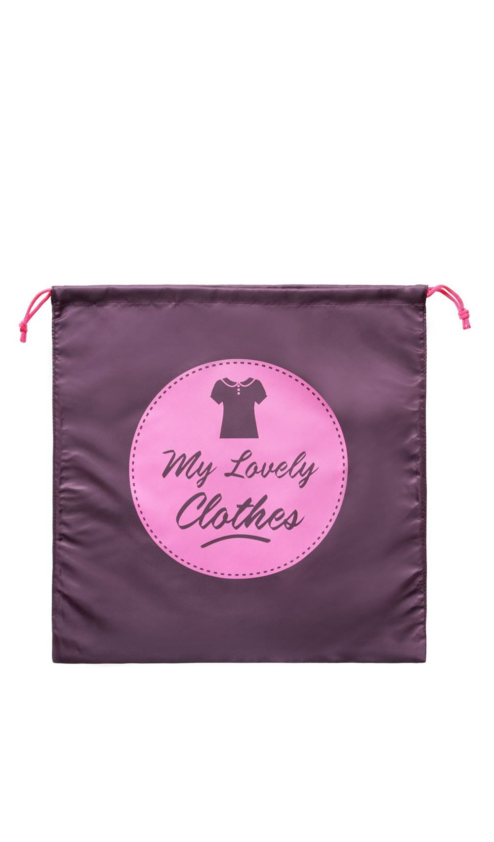 Cathy ds paris Clutch bag MY LOVELY CLOTHES Dark purple Women Spring/Summer Collection
