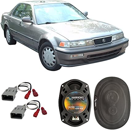 "NEW 6x9 Car Stereo Auto Speakers.5 way.PAIR.6 x 9/"".OEM.Honda Accord.Integra 2"
