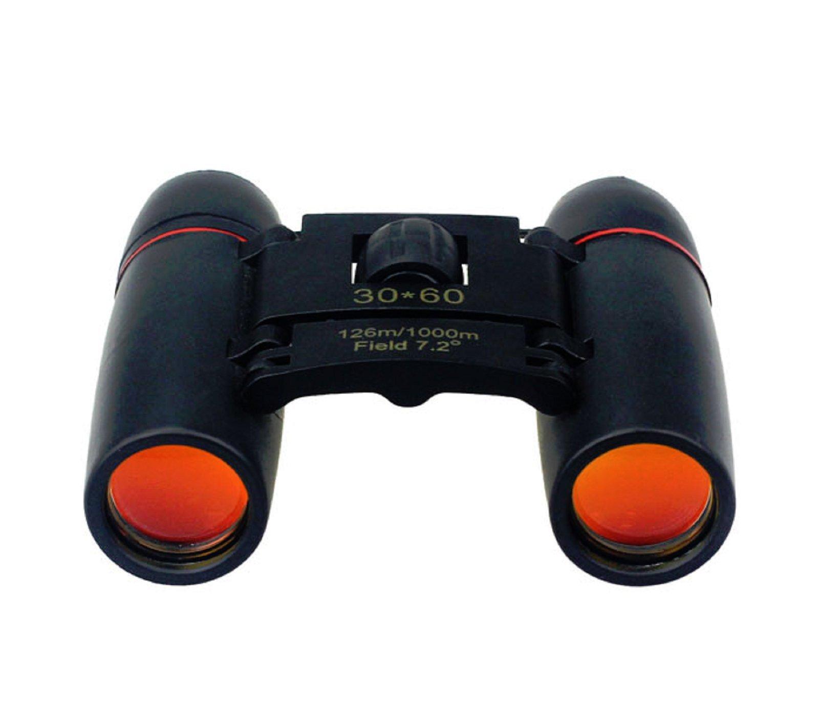 30x60 Zoom Mini Outdoor Binoculars Folding Telescopes Day Night Vision by Polarbear's Shop