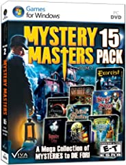 Mystery Masters: Mega Collection - Volume 2