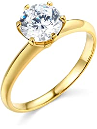 Womens Engagement Rings   Amazon.com