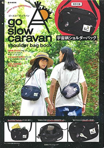 go slow caravan shoulder bag book 画像 A