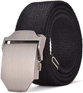 LT-Belts Ceintures-Tactique Militaire-Toile-Nylon-Extérieur-Alpinisme-Formation-Loisir-pour Hommes et Femmes- (120cm-125cm)