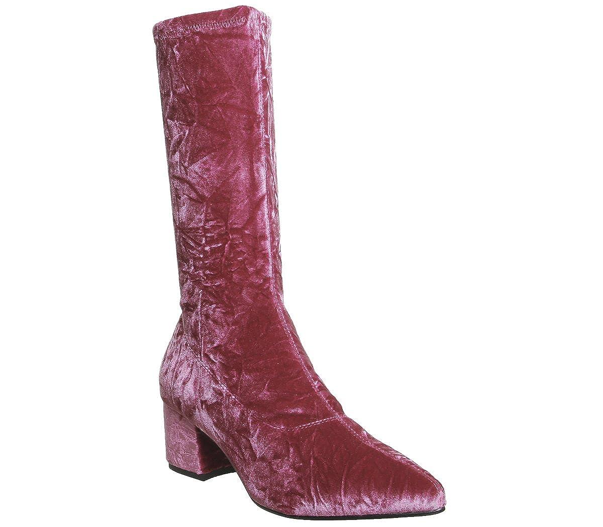 Vagabond Damen MYA Stretch Stiefel Stiefel Stiefel Rosa fc0fd4