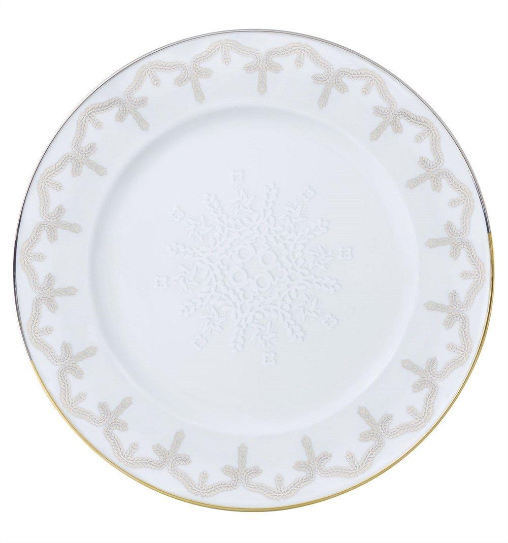 Vista Alegre 21126002 Christian Lacroix - Paseo Dinner Plate, Set of 4 by Vista Alegre