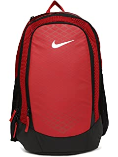 Nike 25 Ltrs Black Volt Metallic Silver School Backpack (BA5474-010 ... ebc32c89a307f