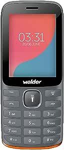 Wolder - A27 (teléfono móvil), Dual sim, Pantalla qvga (2,4