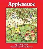 img - for Applesauce by Shirley Kurtz (1992-09-25) book / textbook / text book